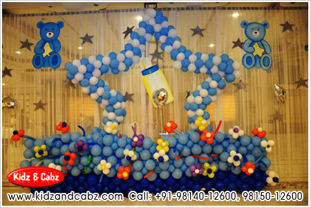 New Born Baby Party Decoration In Ludhiana Punjab